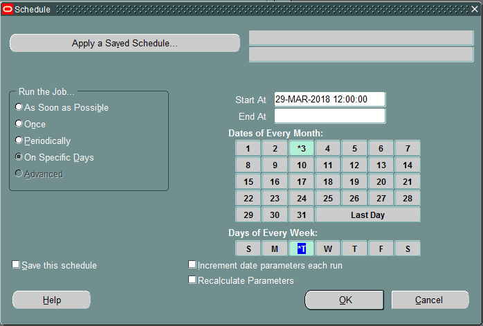 on-specific-days-scheduling-option